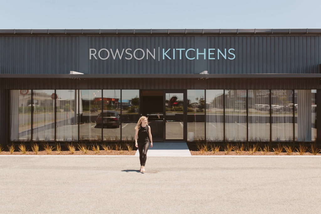 Rowson Kitchens design space