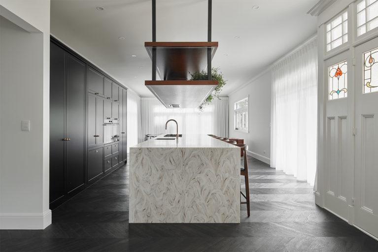 Bold Elegance Rowson Kitchens
