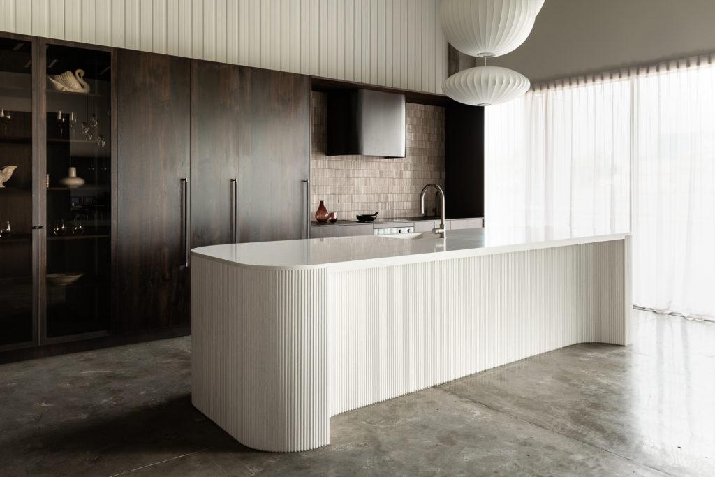 Serene Elegance Rowsons Kitchen